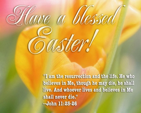 Happy Easter Monday