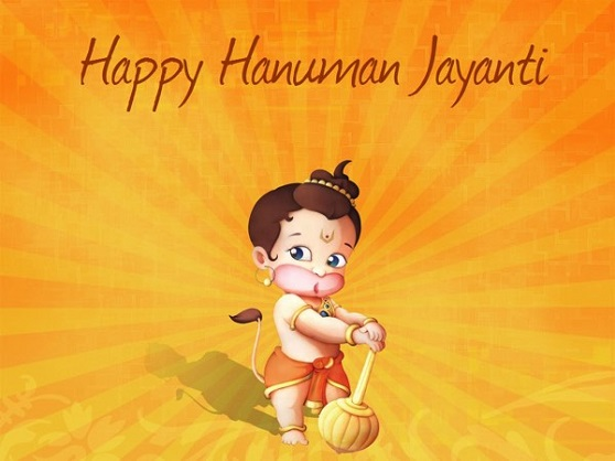 Happy Hanuman Jayanti Quotes