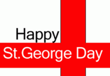 Happy St.George's Day