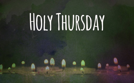 Holy Thursday Images