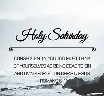 Latest Holy Saturday Images