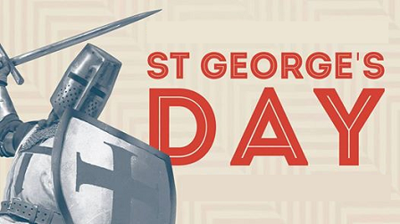 St.George's Day Wishes