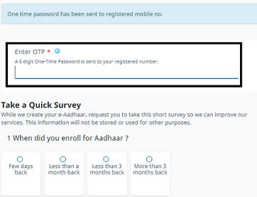 Aadhaar Card Status Check Download Online