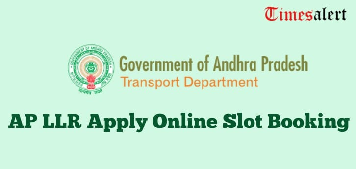 AP LLR Online Apply