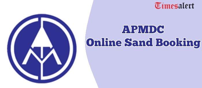 APMDC Online Sand Booking