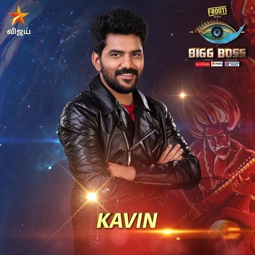 Bigg Boss Tamil season 3 Kavin