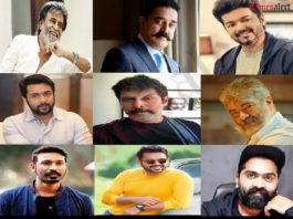 Highest Paid Actors In Tamil