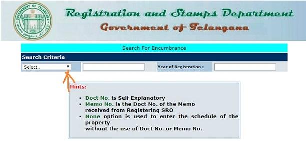 IGRS Registration