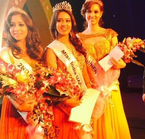 Nivetha Pethuraj Miss UAE