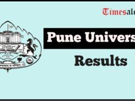 Pune University Results