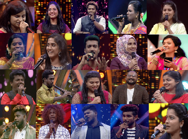 Super Singer Vote 7