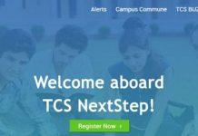 TCS NextStep