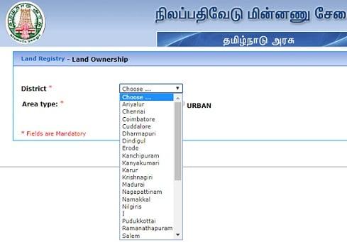 TN Patta Online