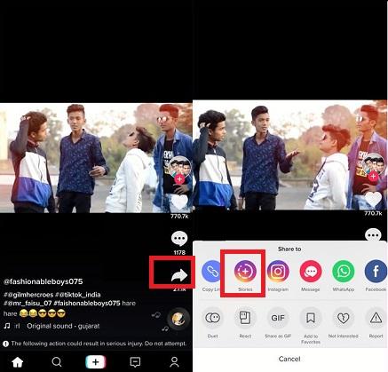 TikTok Videos Download