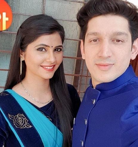 Veena Jagtap Boyfriend