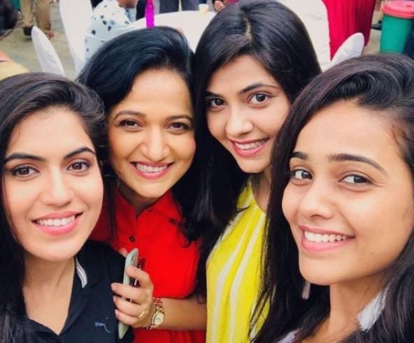 Veena Jagtap Friends