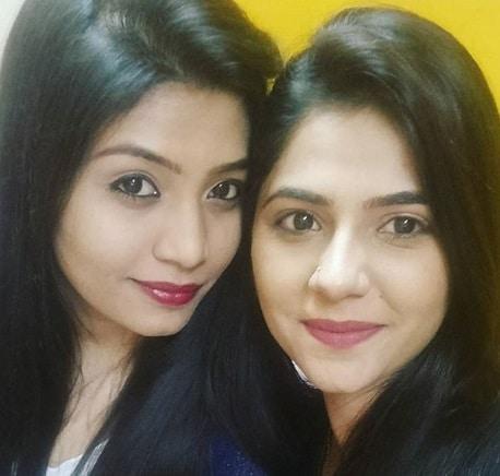 Veena Jagtap Sister