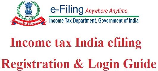 incometaxindiaefiling Login