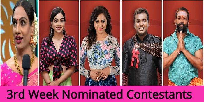 Bigg Boss Telugu Vote Online Voting Season 3 - Bigg Boss Telugu