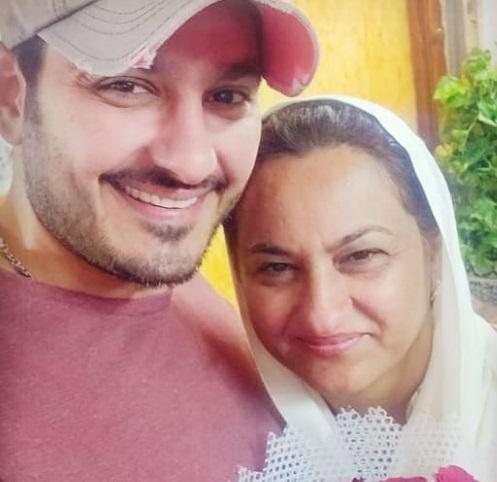 Ali Reza Family