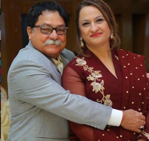 Ali Reza Parents