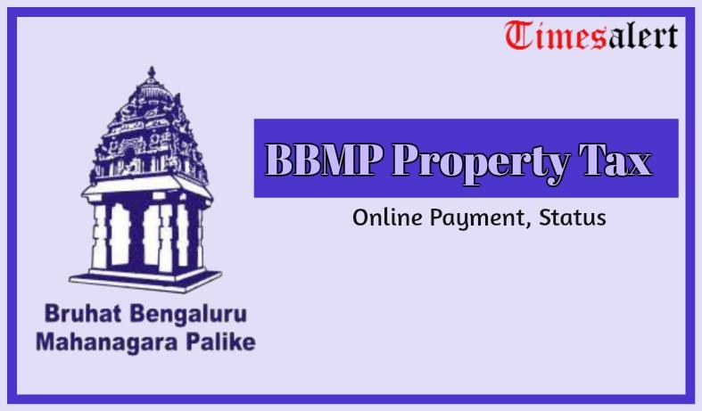 BBMP Property Tax