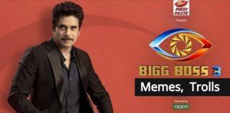 Bigg Boss Telugu 3 Memes