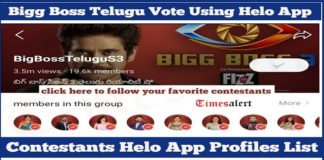 Bigg Boss Telugu Contestants Helo Profiles