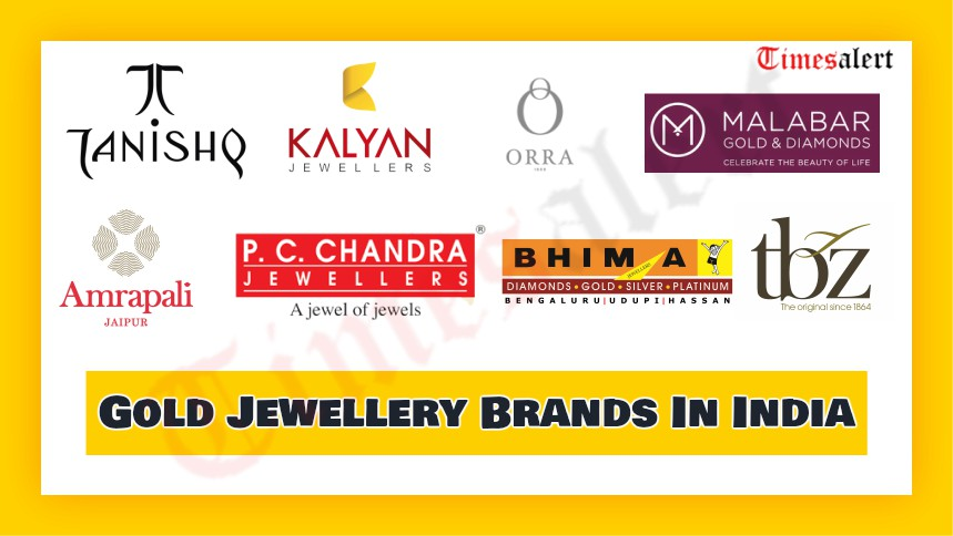 Gold Jewellery Brands In India