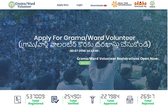 Grama Volunteer AP
