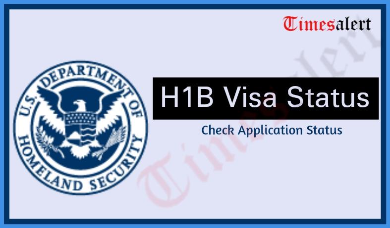 H1B Visa Status