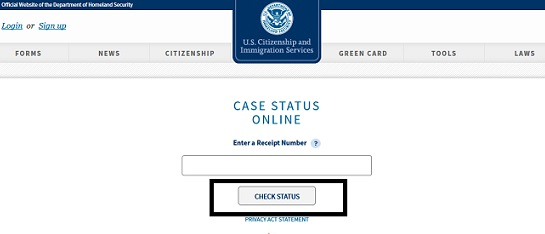 H1B Visa Status 2019 Track Check H1B Visa Application Status