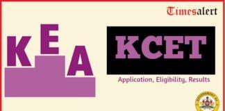 KCET Application