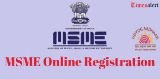 MSME Online Registration