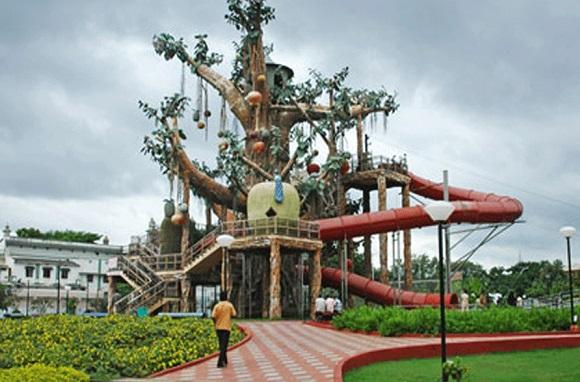 NTR Gardens Machan tree