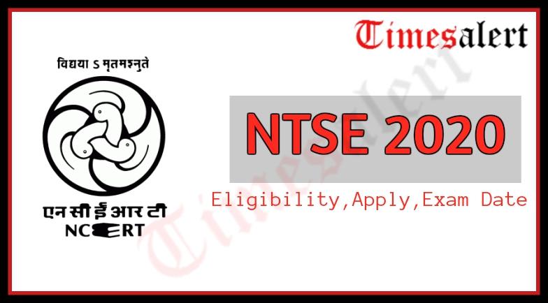 NTSE 2020
