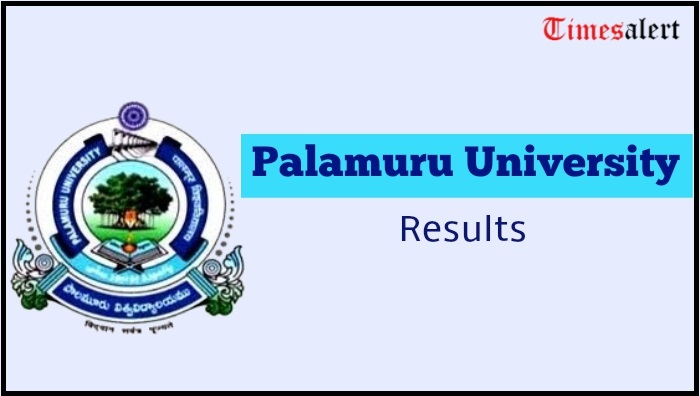 Palamuru University Results