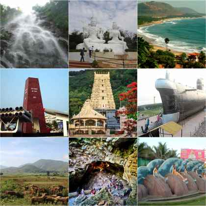Places To Visit In Vishakhapatnam
