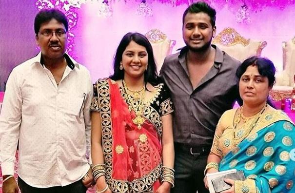 Rahul Sipligunj Family