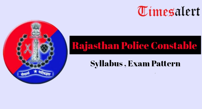 Rajasthan Police Constable