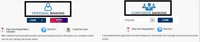 SBT Net Banking