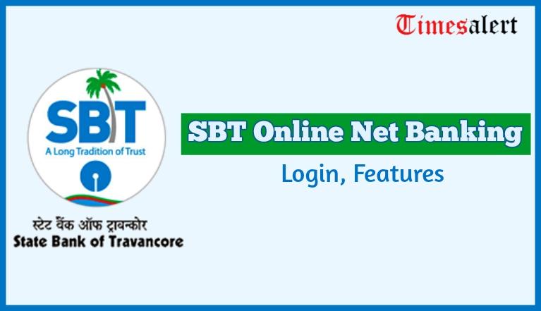 SBT Online Net Banking