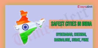 Safest Cities In India
