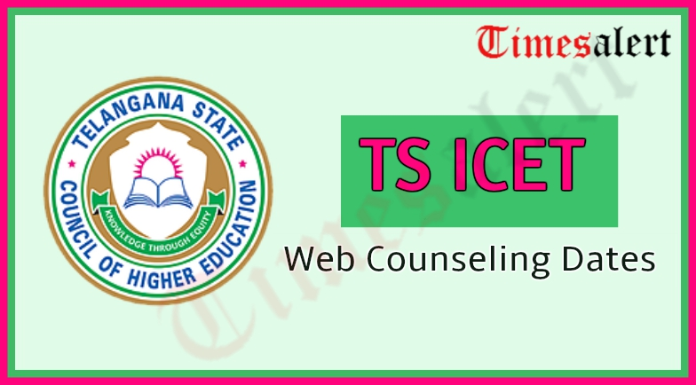 TS ICET 2019 Web Counseling Dates