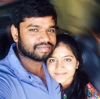 Teenmar Savitri Husband