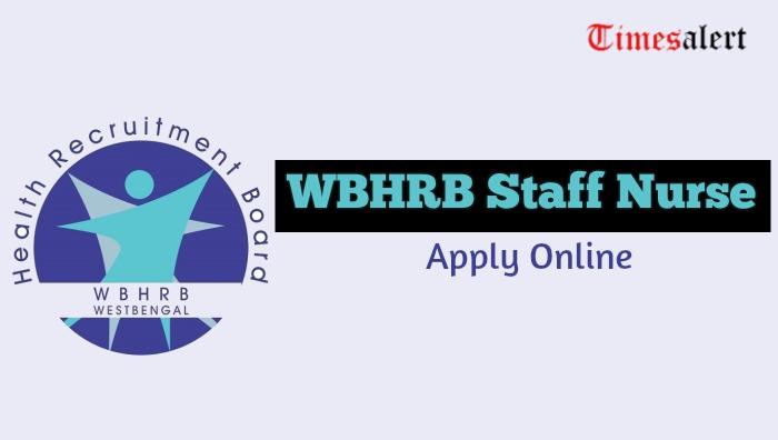 WBHRB Application Form