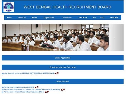 WBHRB Staff Nurse Apply
