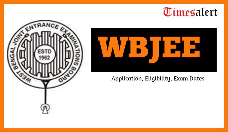 WBJEE 2021 Application