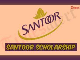 santoor scholarship