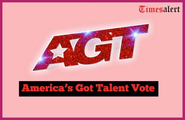 America's Got Talent Vote